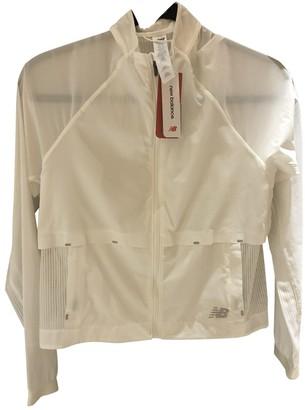 New Balance White Jacket for Women