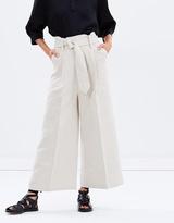ALTEWAI SAOME Lemon Trousers