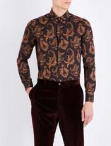 Etro Paisley cotton shirt
