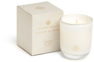 Kendra Scott Mother-of-Pearl Small Votive Candle