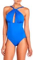 Carmen Marc Valvo Daiquiri Catalina One-Piece Swimsuit