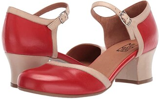 Miz Mooz Fleet (Scarlet) Women's Shoes