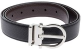 Salvatore Ferragamo Adjustable Reversible Belt