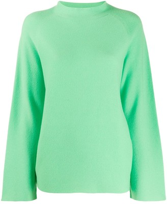 Fabiana Filippi Funnel Neck Jumper