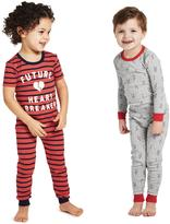 Carter's Boys' 4-Piece Cotton Pyjama Set