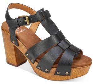 White Mountain Aldridge Dress Sandals Women's Shoes