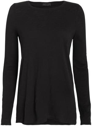 ATM Anthony Thomas Melillo Slub Long Sleeve T-Shirt