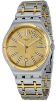 Swatch Ride in Style Collection YWS410G Men's Analog Watch