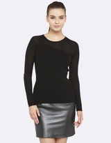 Oxford Kendall Sheer Knit