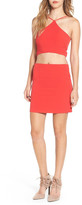 Leith High Waist Miniskirt