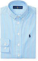 Ralph Lauren 8-20 Custom Fit Cotton Dress Shirt