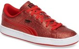 Puma Basket Holiday Glitz Shoe (Toddler, Little Kid & Big Kid)