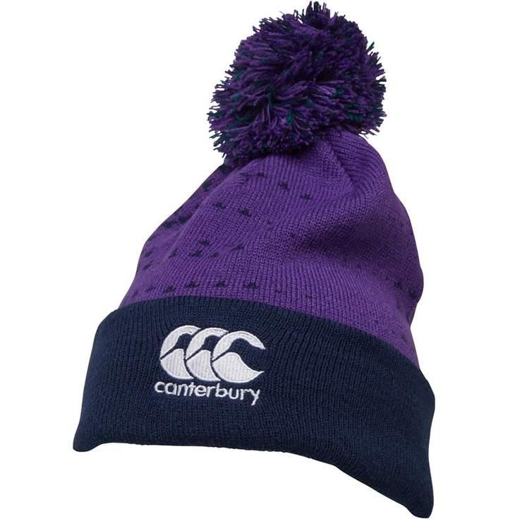 e0966342c Mens Ireland Rugby Bobble Hat Corcur Purple