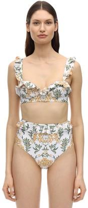 Agua Bendita Araguanes Margot Bikini Top