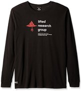 Lrg Men's Big and Tall Research Collection the Old Tree Long Sleeve T-Shirt