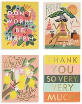 Rifle Paper Co. Happy Cards, Set of 8