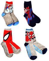 Marvel Ultimate Spider-Man Socks - 4 Pairs