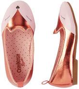 Osh Kosh OshKosh Rose Gold Fox Loafers