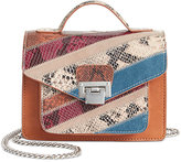 Sam Edelman Kylie Mini Patchwork Crossbody