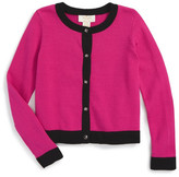 Kate Spade sofia cardigan (Toddler Girls, Little Girls & Big Girls)