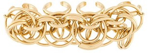 Chloé Mono-Circle Shaped Rings