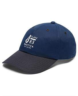 Nautica 5 Panel Solid Cap