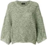Roberto Collina classic shift sweater