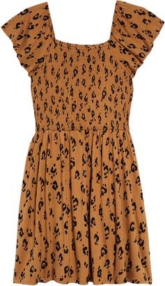 1901 Kids' Sunny Print Smock Dress