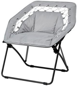 Ebern Designs Hotham Bungee Mesh Moon Kids Chair
