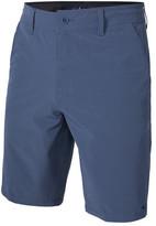 O'Neill Men's Loaded Check Hybrid Short