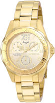 Invicta Womens Gold Tone Bracelet Watch-21697