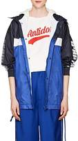 "D-ANTIDOTE Women's ""90s"" Colorblocked Jacket"