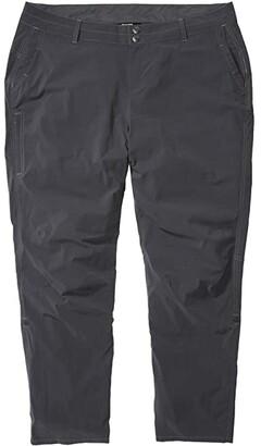 Marmot Plus Size Kodachrome Pants (Dark Steel) Women's Casual Pants