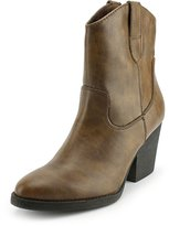 Madden-Girl Ramz Women US 7.5 Brown Western Boot
