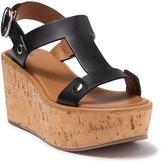 Frye Dahlia Rivet Wedge Sandal