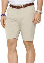 Polo Ralph Lauren Classic Fit Flat-Front 9 inch Chino Shorts