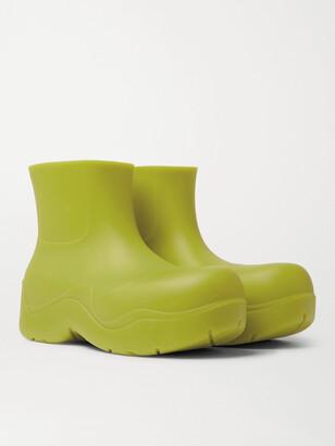 Bottega Veneta Puddle Rubber Boots
