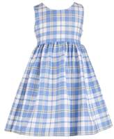 Bryony Martha Blue Check
