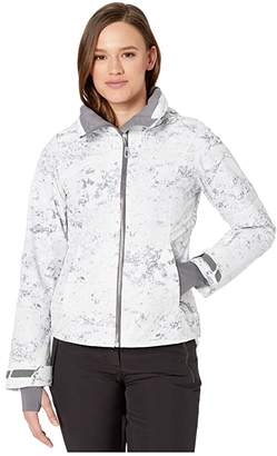 Obermeyer Snowdiac Shell (Black) Women's Clothing