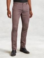 John Varvatos Wool Motor City Jean