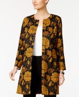 Alfani Printed Topper Jacket, Created for Macy's