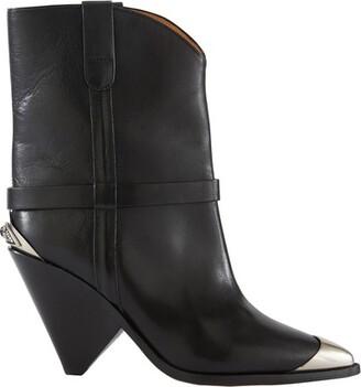 Isabel Marant Lamsy heeled boots