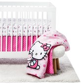 SANRIO Hello Kitty Cute as a Button 3 Piece Bedding Set