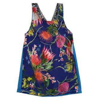 Molo Girl's Oriana Floral Print Tank Top, Size 5-16