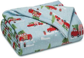 Elite Winter Nights Plush Blanket