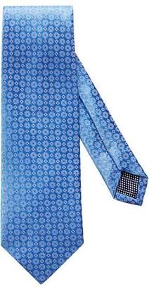 Eton Dotted Circles Silk Classic Tie