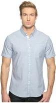 7 Diamonds Something Beautiful Short Sleeve Shirt Men's Short Sleeve Button Up