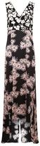Elizabeth and James Madeleine Floral Print Maxi Dress