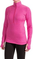 Obermeyer Splendid Elite Shirt - Zip Neck, Long Sleeve (For Women)