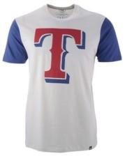 '47 Texas Rangers Men's Blocked Fieldhouse T-Shirt